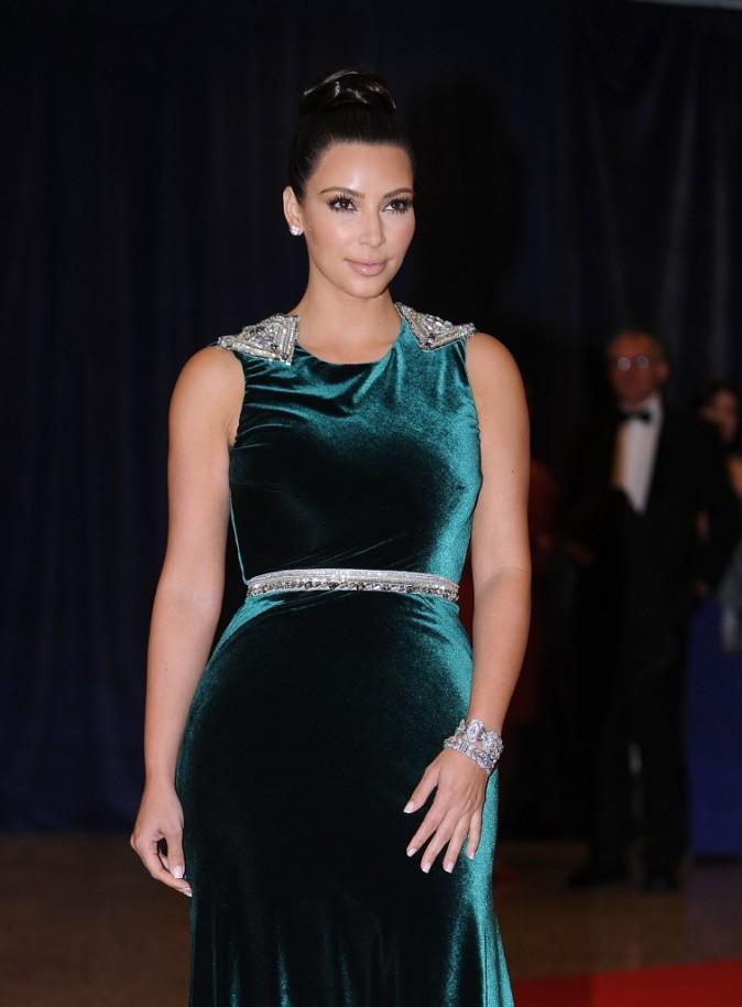 Elle en jette Kim comme ça !
