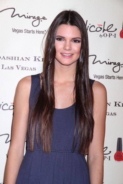 Kendall Jenner, 16 ans et déjà mannequin !