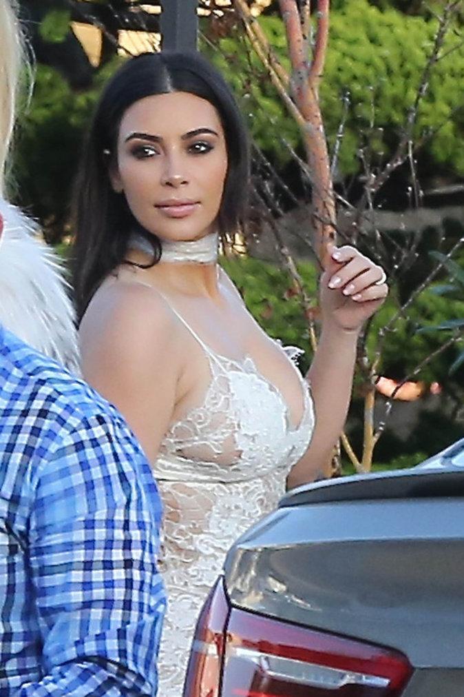 Kim Kardashian en bombe pour son beau-frère!