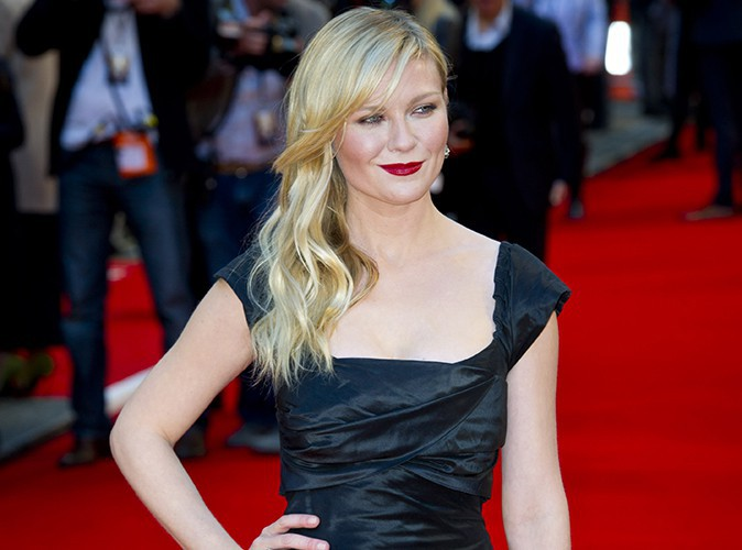 Kirsten Dunst : avant-première glamour et envoûtante à Londres !