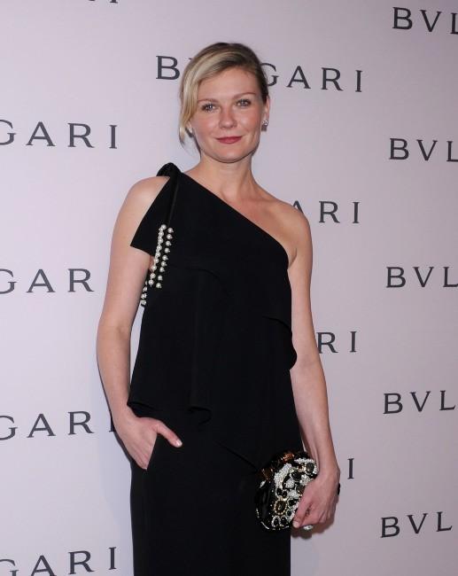Kirsten Dunst lors de la soirée Bvlgari's Celebration of Elizabeth Taylor's Collection à Beverly Hills, le 19 février 2013.