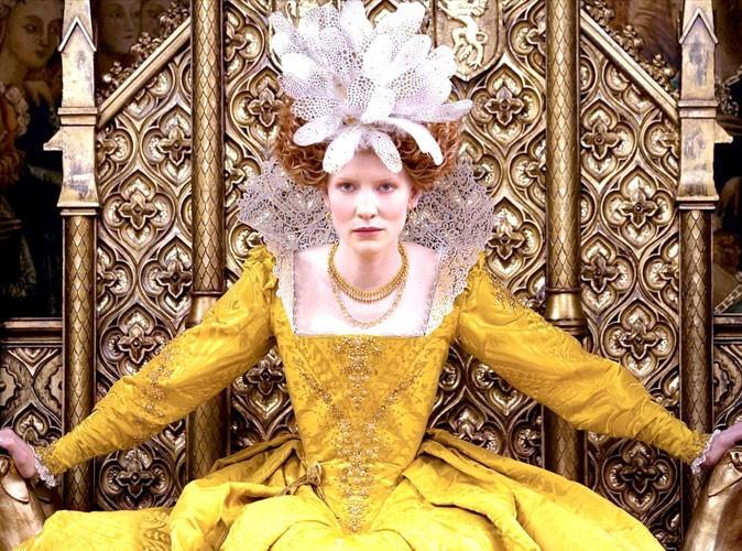 Photos : Cate Blanchett dans Elizabeth