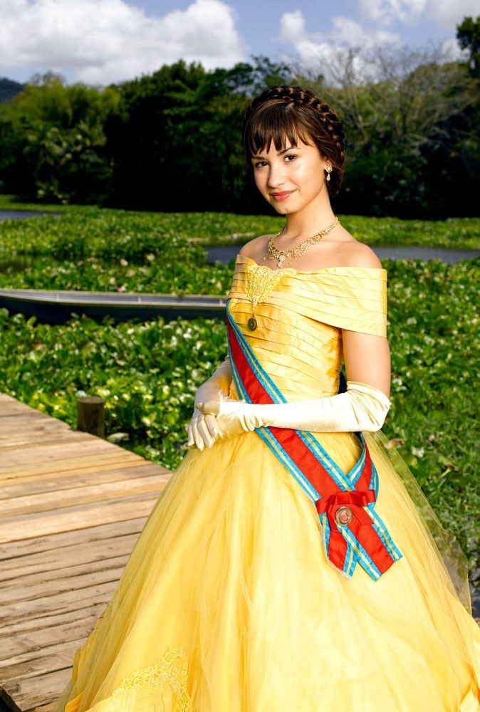 Photos : Demi Lovato dans Princess protection program