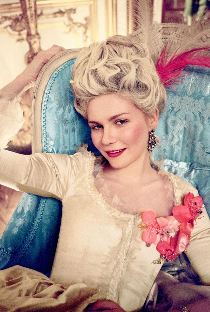 Photos : Kirsten Dunst dans Marie-Antoinette