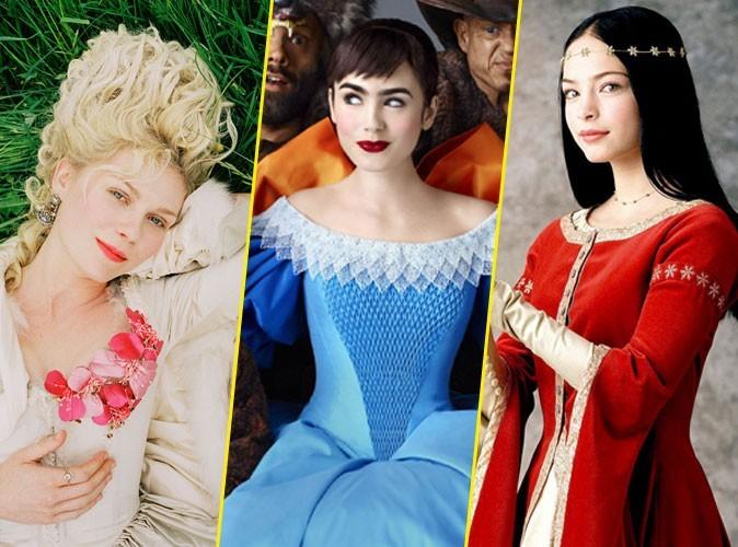 Photos : Kirsten Dunst, Lily Collins, Kristin Kreuk… Retour sur les plus belles princesses du cinéma !
