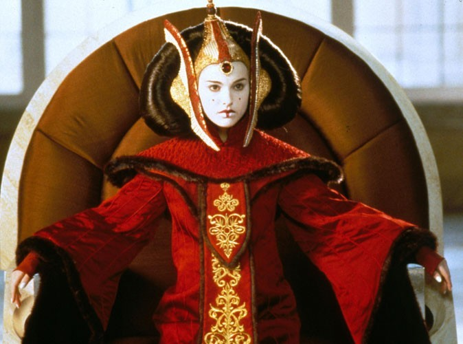 Photos : Natalie Portman dans Star Wars