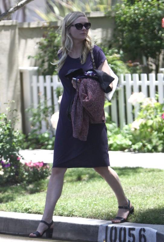 Kirsten Dunst le 16 juin 2013 à Los Angeles