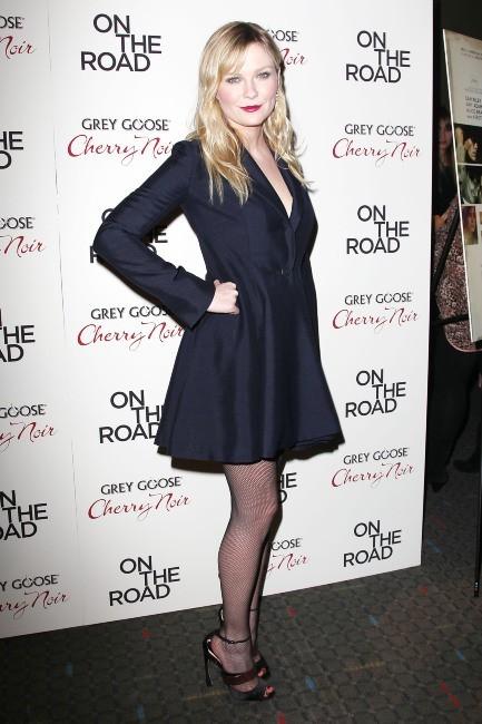 Kirsten Dunst en promo à New York, le 13 décembre 2012.