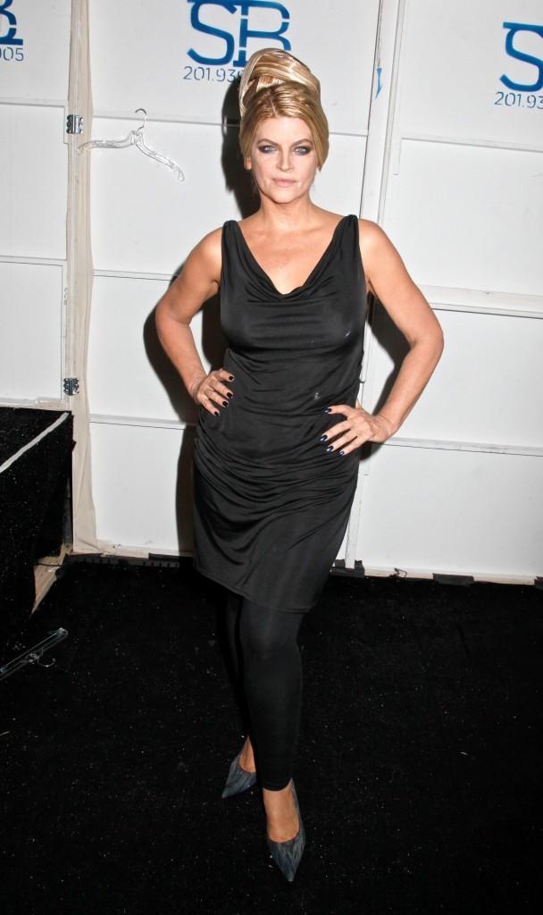 Kirstie Alley méconnaissable avec 45 kilos en moins !