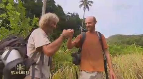Bernard et Philippe quittent l'aventure !