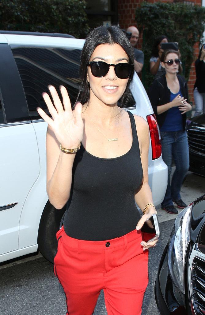 Photos : Kourtney Kardashian : elle se venge de Scott Disick en jouant les cougars !