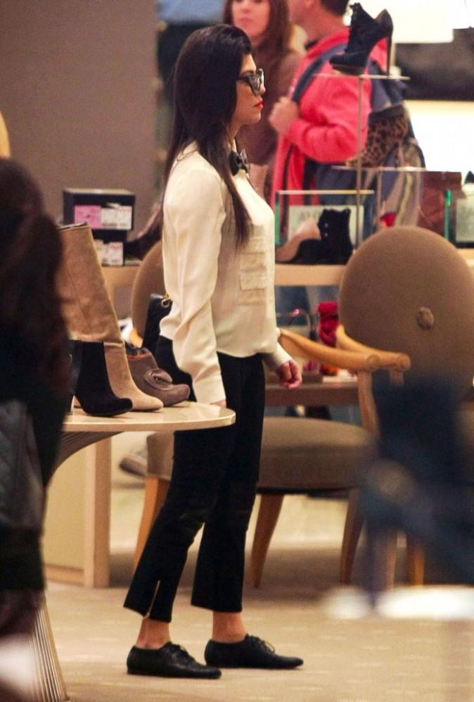Le shopping c'est sérieux!