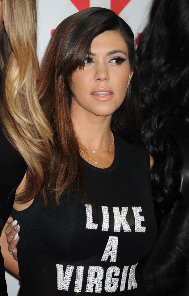 Kourtney Kardashian au iHeartRadio Music de Las Vegas le 21 septembre 2013