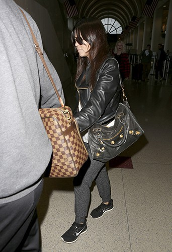 Kourtney Kardashian à Los Angeles le 3 décembre 2013
