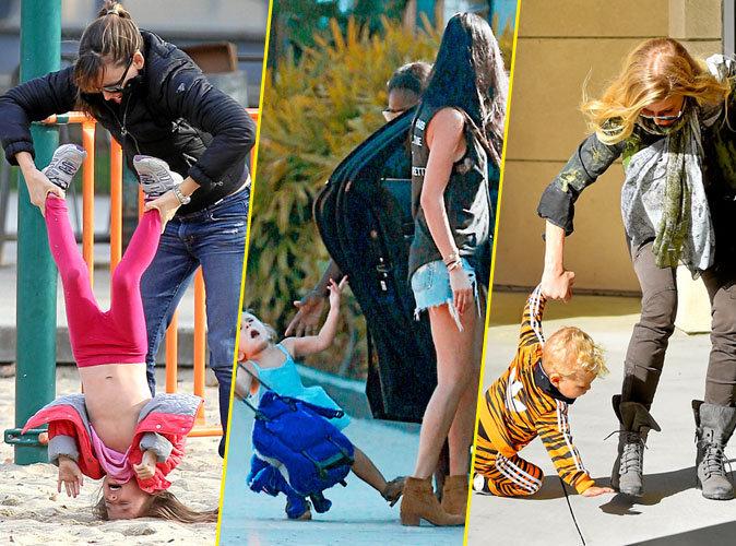 Jennifer Garner, Kourtney Kardashian et Fergie
