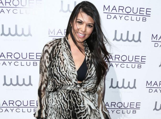 Kourtney Kardashian : la sexy mama fait la fête à Vegas... Mais sans Khloé !