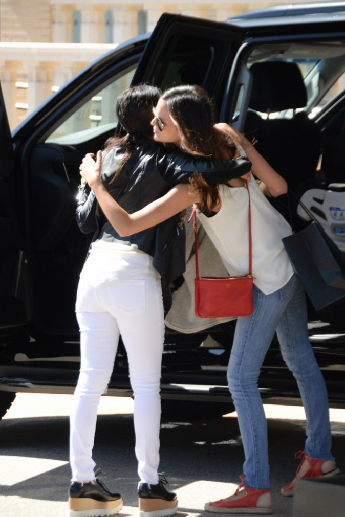 Kourtney Kardashian le 25 juin 2015
