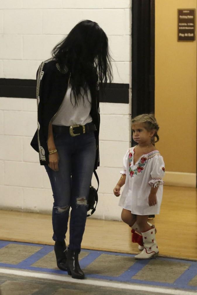 Photos : Kourtney Kardashian : Penelope fait de l'ombre à North !