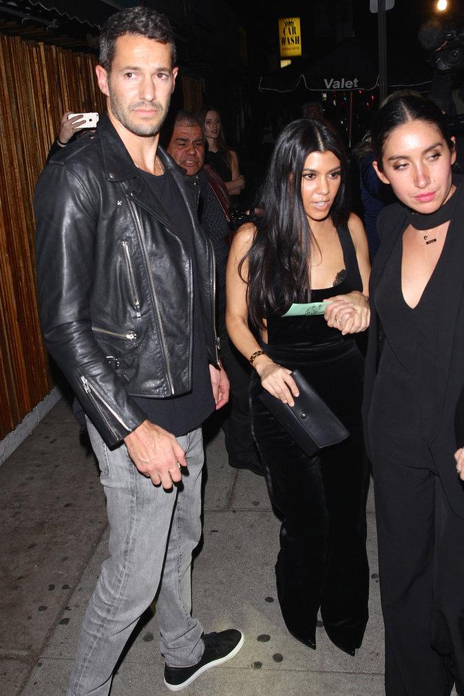 Photos : Kourtney Kardashian : soirée bien arrosée avec Drake !