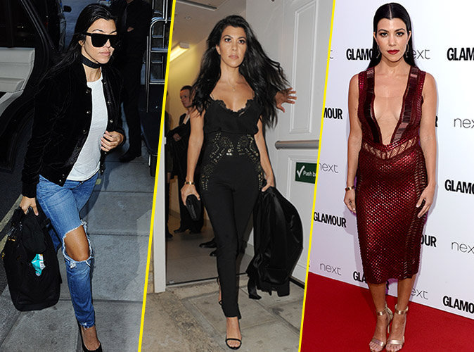 Photos : Kourtney Kardashian : son marathon fashion à Londres !