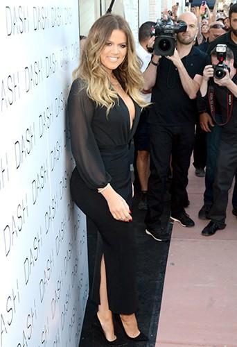 Khloé Kardashian à Miami le 12 mars 2014