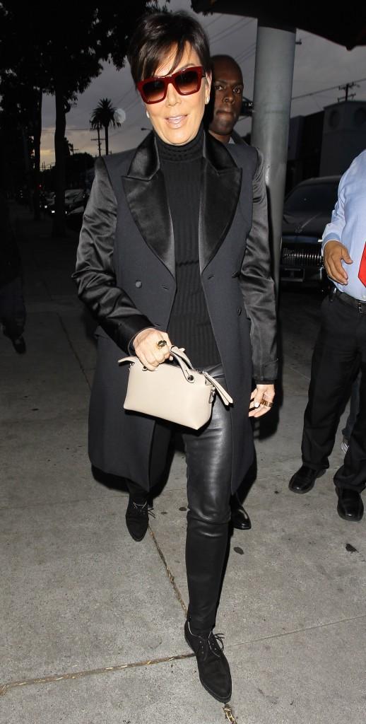 Photos : Kris Jenner : dans l'ombre de Caitlyn, elle tente de reprendre le dessus !