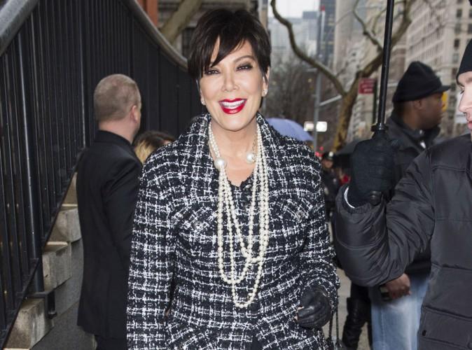 Photos : Kris Jenner dégaine son look de MILF pour Chanel !