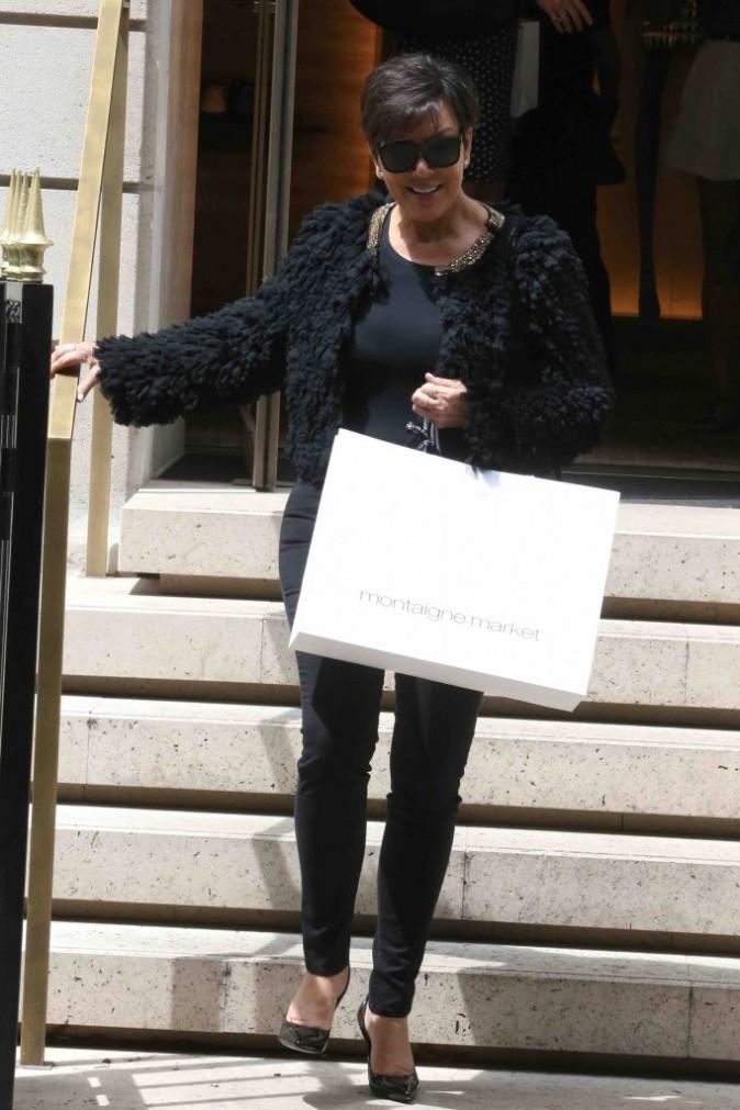 Kris Jenner : elle se rhabille pour une séance shopping !