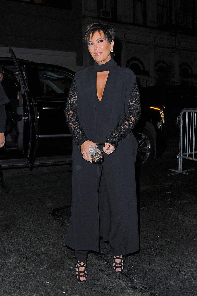 Photos : Kris Jenner est toujours hantée par le fan qui s'est introduit chez elle !
