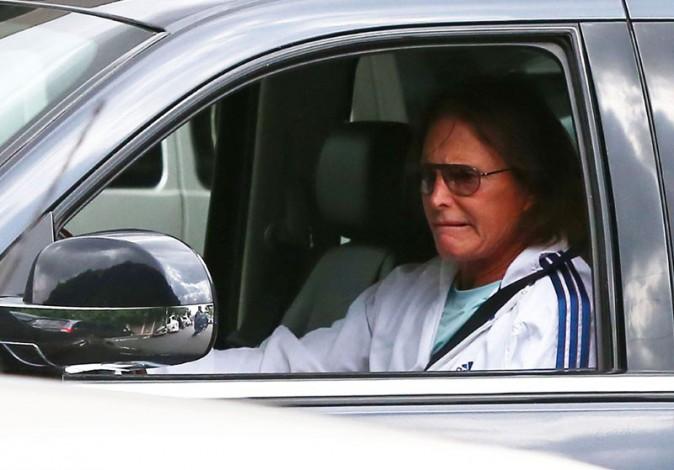 Bruce Jenner à Woodland Hills le 9 octobre 2013