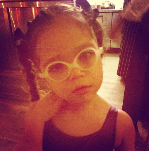 Monroe, la fille de Mariah Carey !