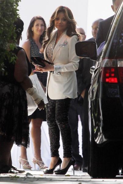 La Toya Jackson le 16 juin 2013 à Los Angeles