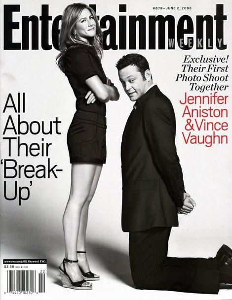 Jennifer Aniston et Vince Vaughn
