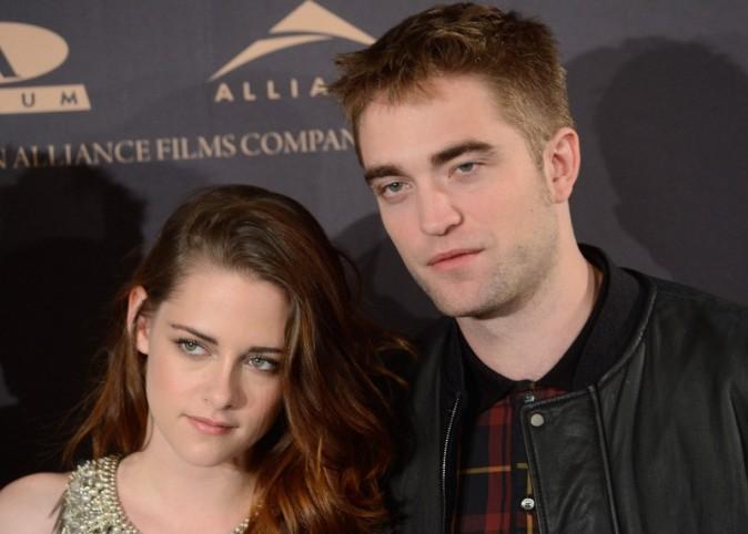 Kristen Stewart et Robert Pattinson en promo à Madrid, le 15 novembre 2012.
