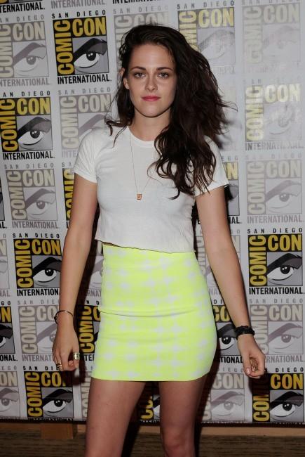 Kristen Stewart lors du Comic-Con 2012 à San Diego, le 12 juillet 2012.