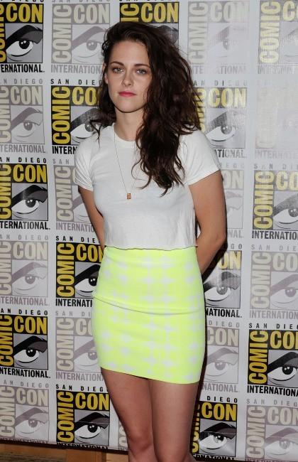 L'actrice américaine Kristen Stewart