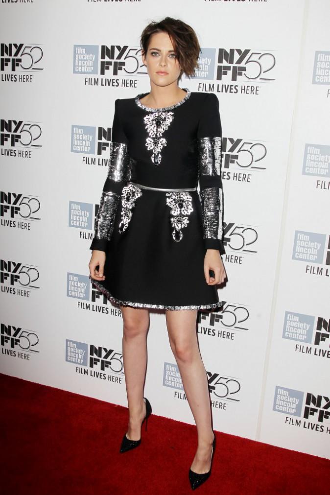 Kristen Stewart le 8 octobre 2014