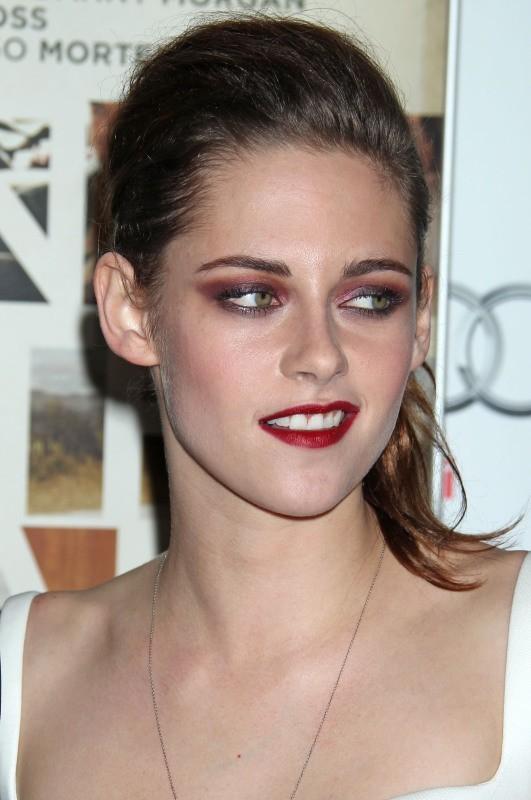 Kristen Stewart, Los Angeles, 3 novembre 2012.