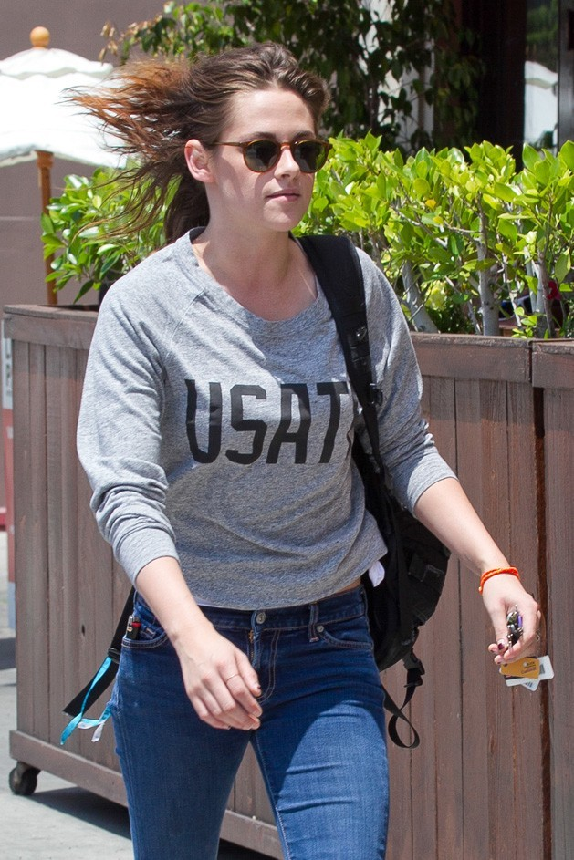 Kristen Stewart à West Hollywood le 13 juin 2013