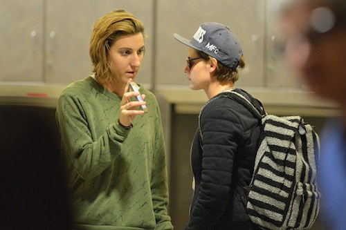 Photos : Kristen Stewart : en couple avec une femme ?