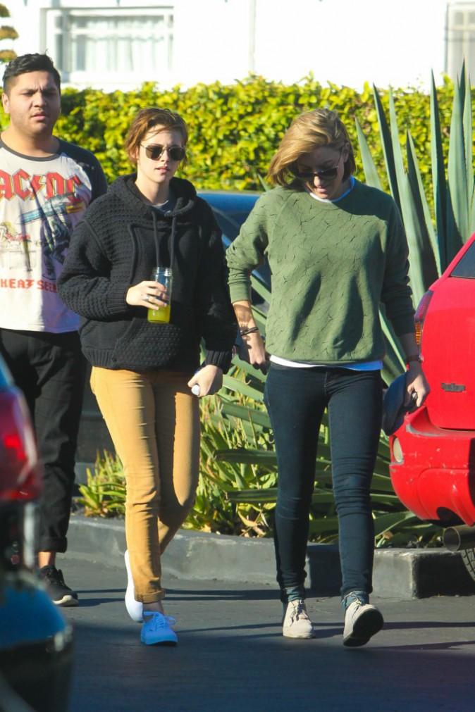 Photos : Kristen Stewart : enfin une apparition... mais sans make-up !
