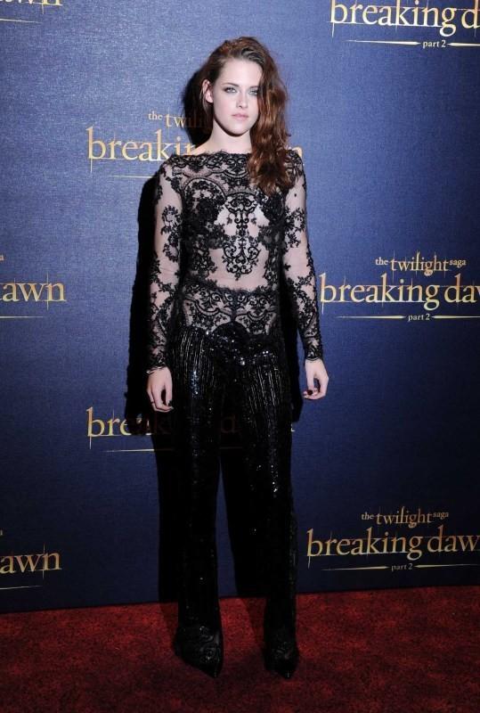 Kristen Stewart le 14 novembre 2012 à Londres