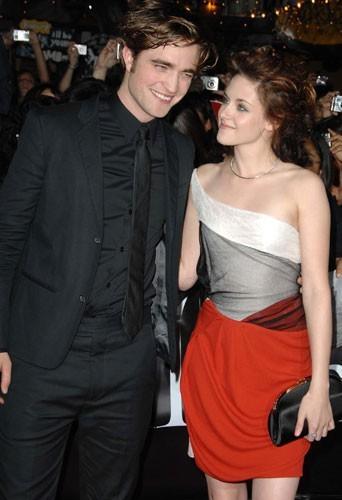 Kristen Stewart et Robert Pattinson en 2008