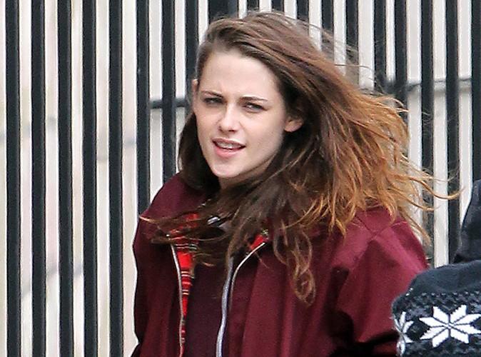 Kristen Stewart à New York le 17 mars 2014