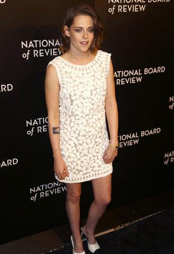 Kristen Stewart à New York, le 5 janvier 2016