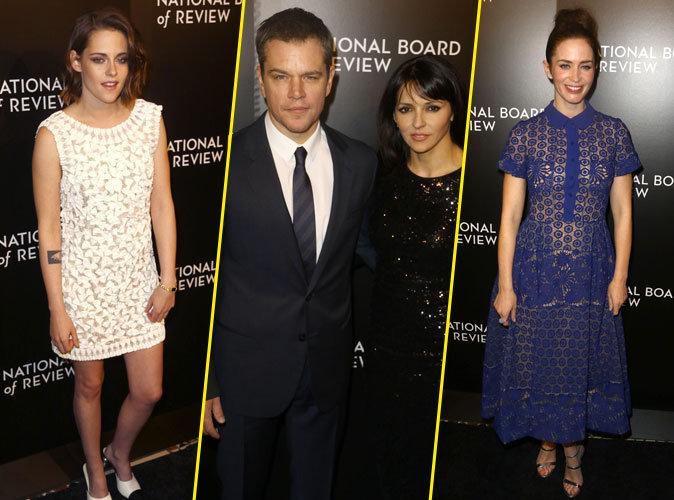 Photos : Kristen Stewart, Matt Damon, Emily Blunt… Pluie de stars à New York !