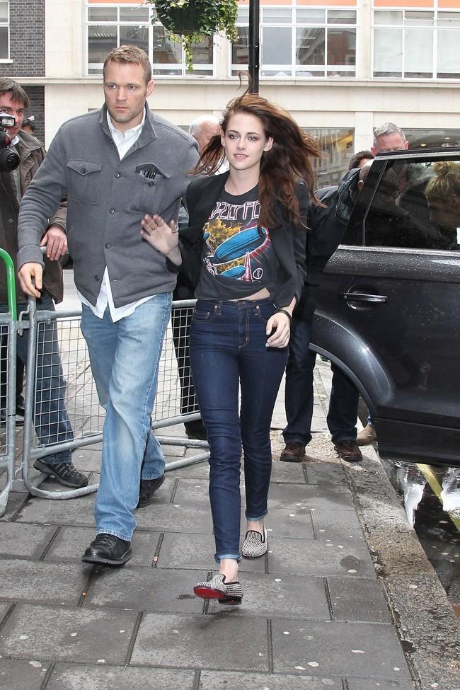 Kristen Stewart le 15 mai 2012 à Londres