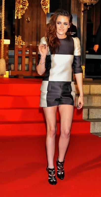 Kristen Stewart le 24 octobre 2012 à Tokyo