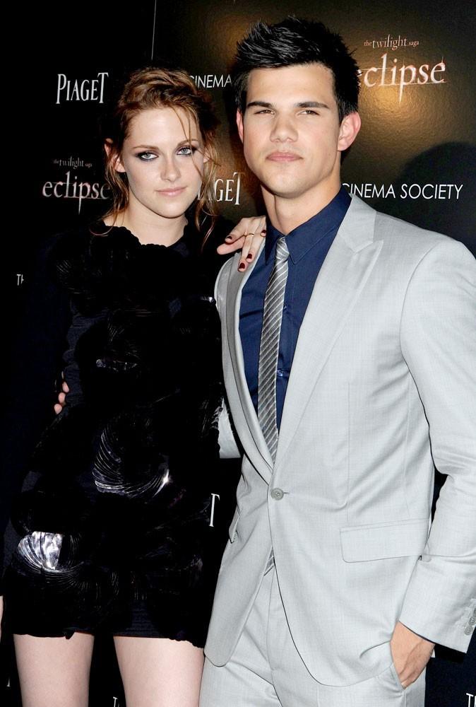 Photos : Kristen Stewart et Taylor Lautner en 2010