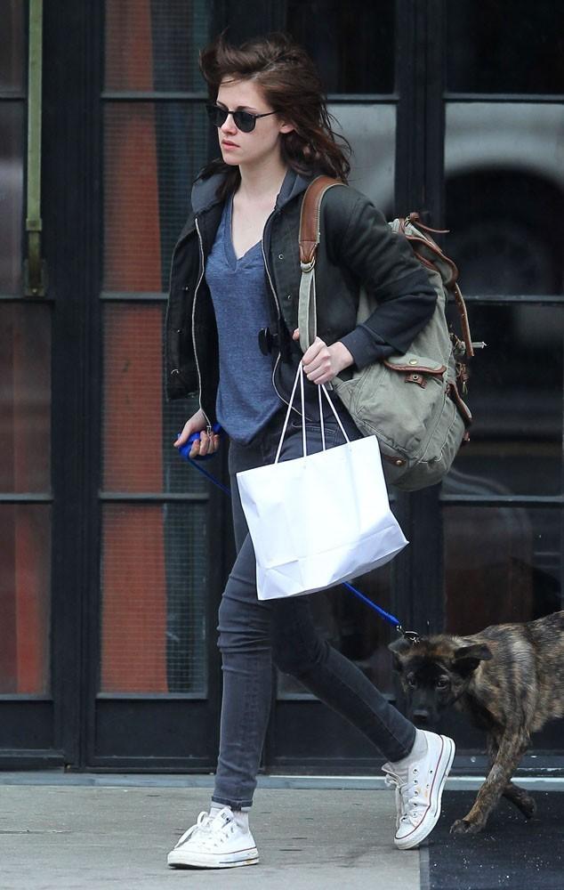 Le look de Kristen pour essayer de passer incognito !